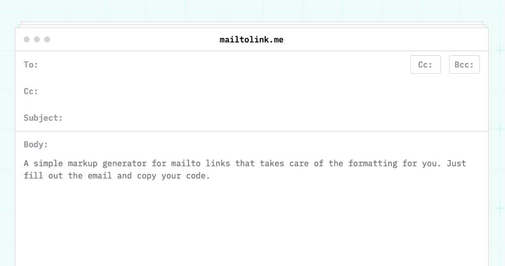 MailtoLink.me