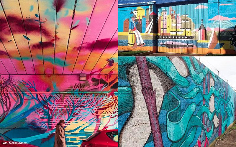 Otros murales de A Coruña