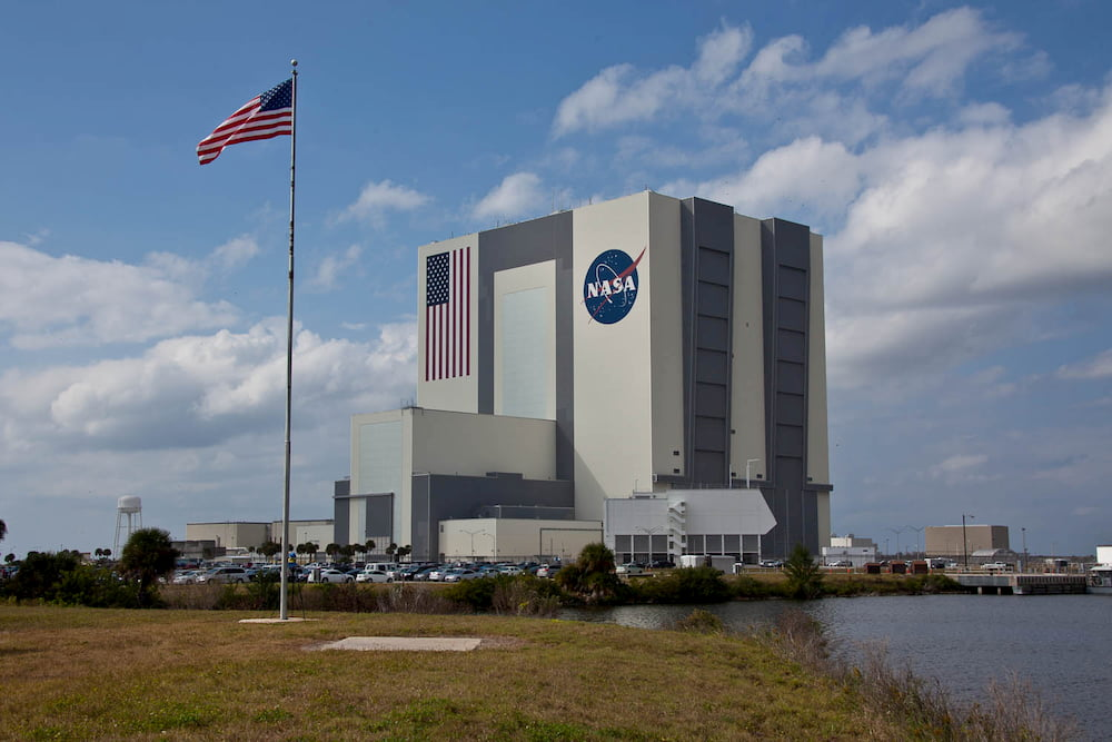 Edificio de ensamblaje de vehículos / NASA