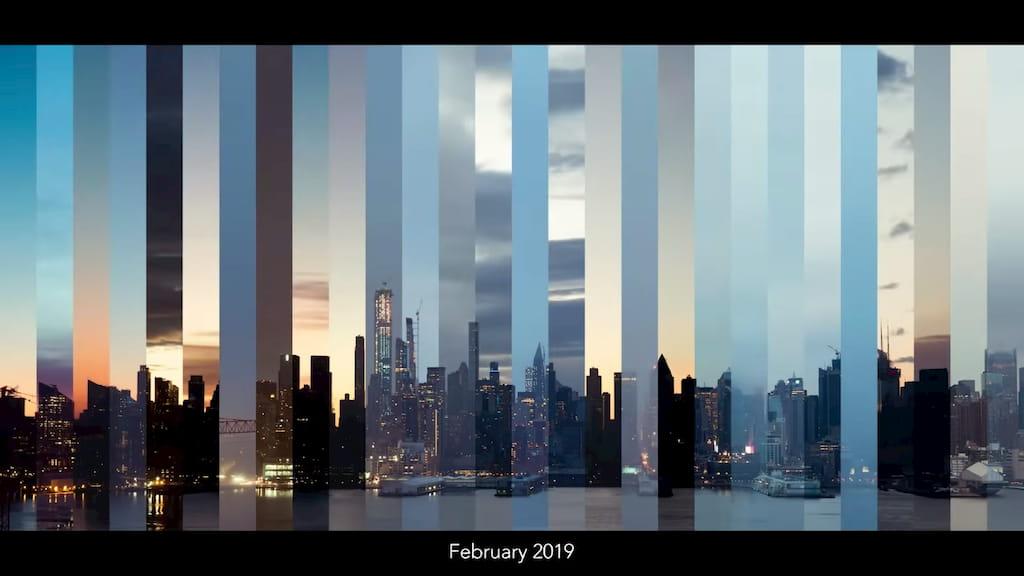 Un timelapse de 30 años de los rascacielos de Nueva York / Joe DiGiovanna