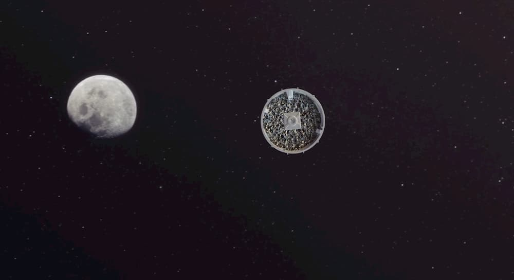 Photon rumbo a la Luna