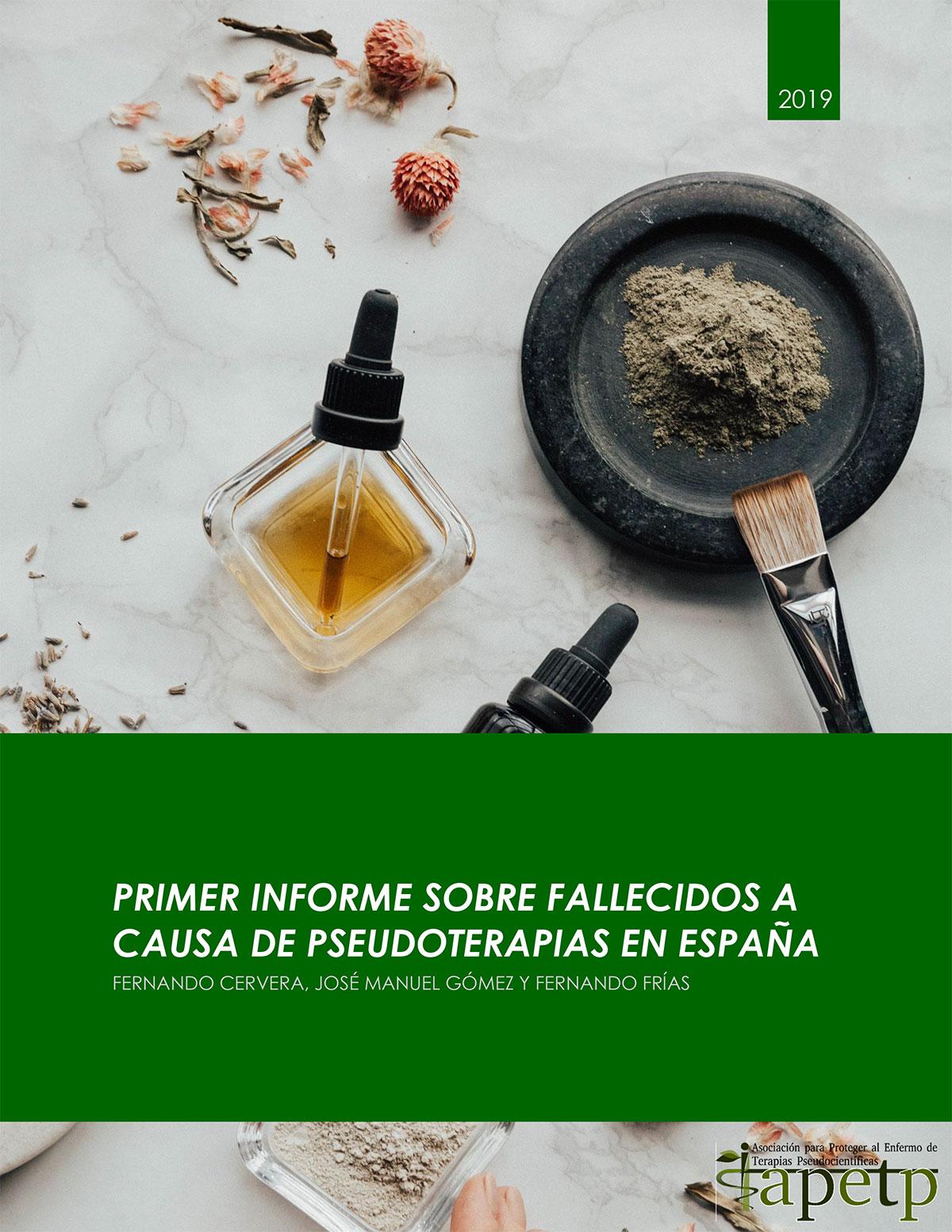 Publicado el primer estudio que intenta cuantificar las muertes anuales causadas por las pseudoterapias en España
