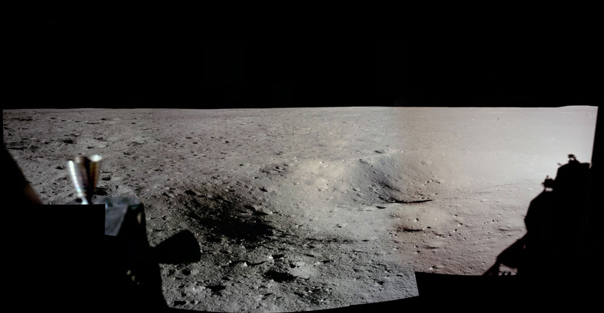 Houston… Tranquility Base here. The Eagle has landed