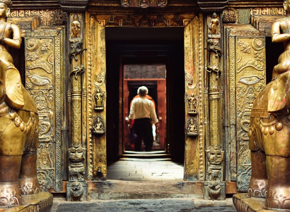 Puertas y puertas…