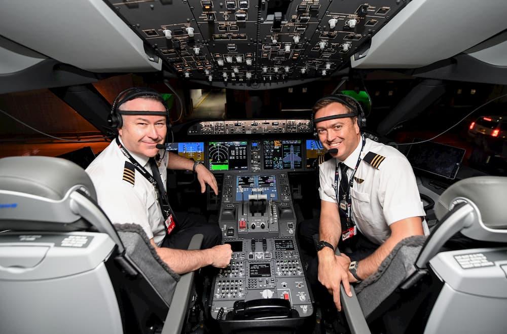 Pilotos con bandas de EEG