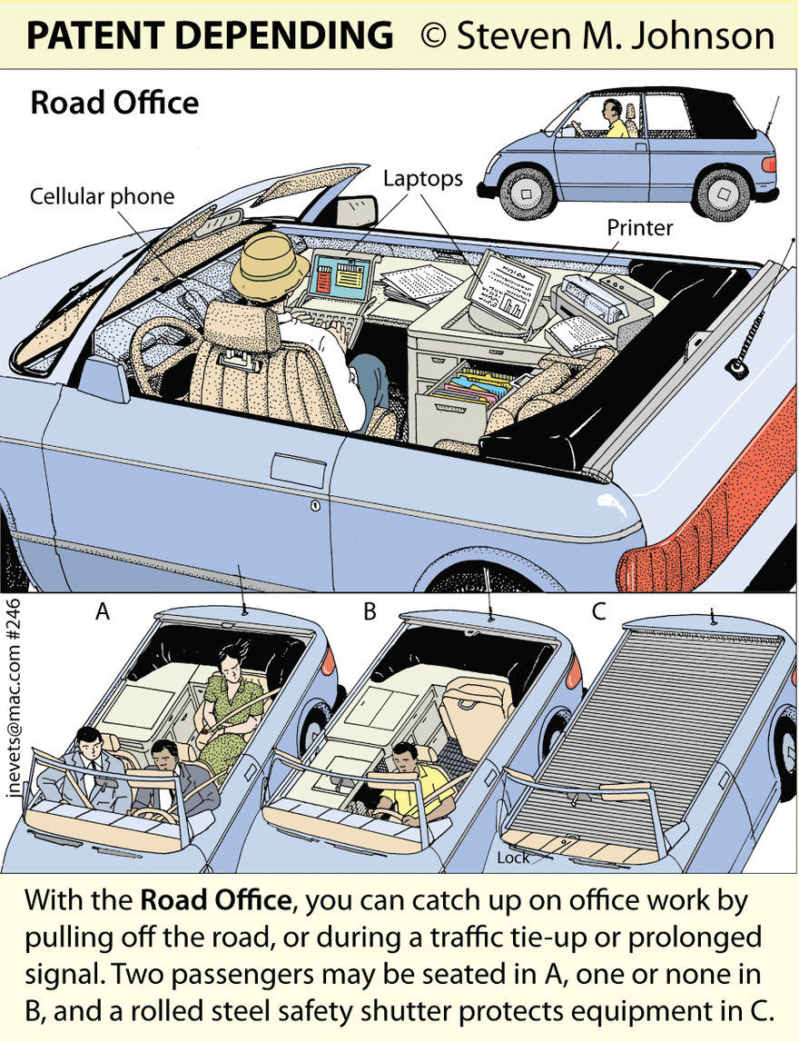Road Office / Steven Johnson