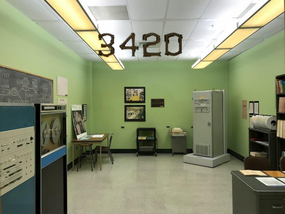 La Sala 3420 de UCLA