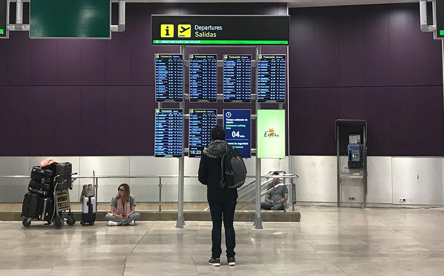Aeropuerto (CC) Alvy