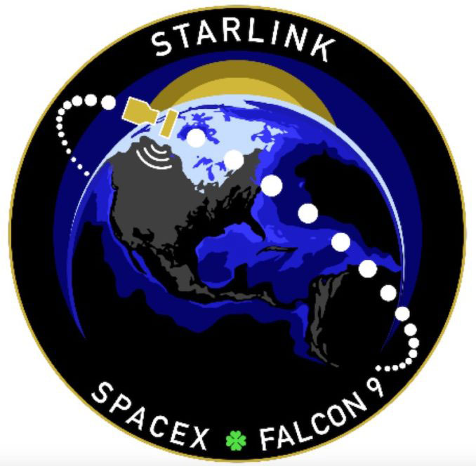 Parche Starlink