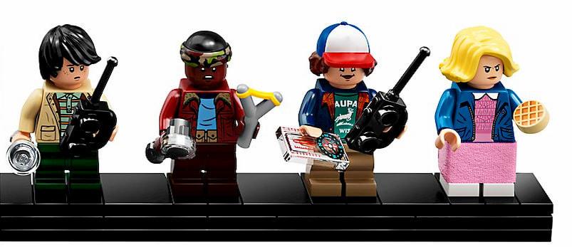 Stranger Things Lego: El otro lado
