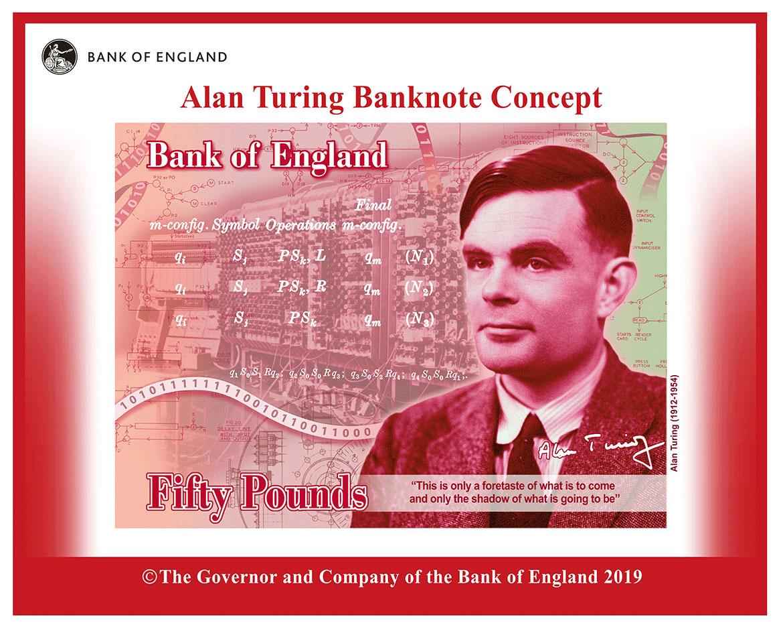 Diseño del billete