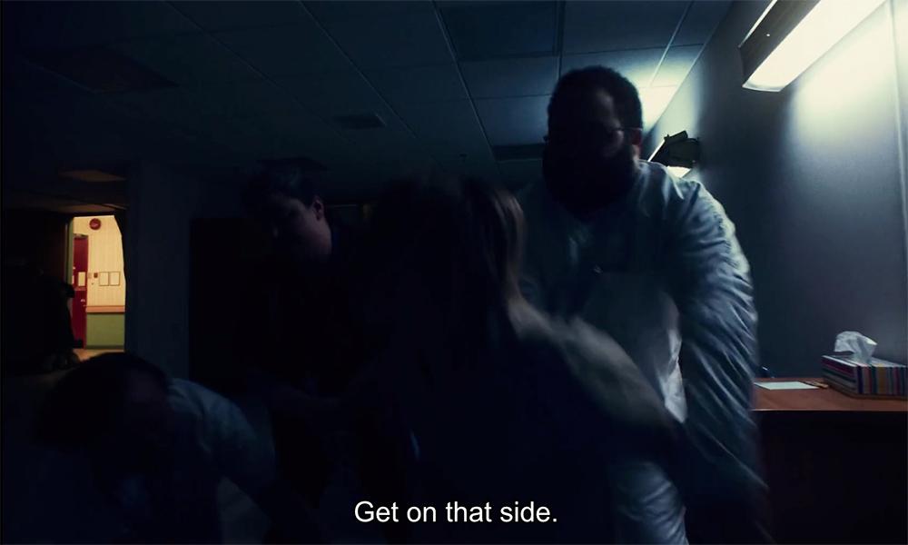 Unsane, el largometraje de Steven Soderbergh grabada con un iPhone7Plus