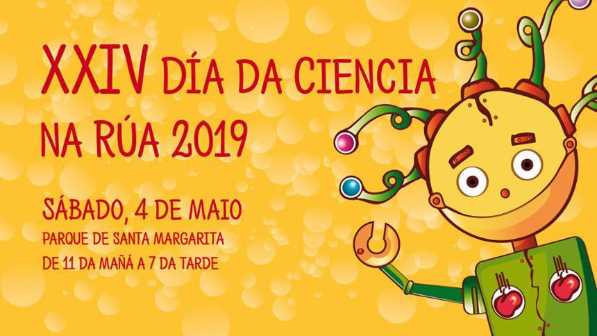 XXIV Día de la Ciencia en la Calle