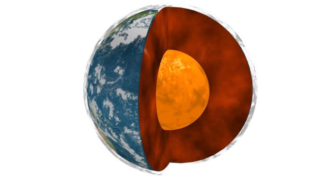 Earth Core / NASA