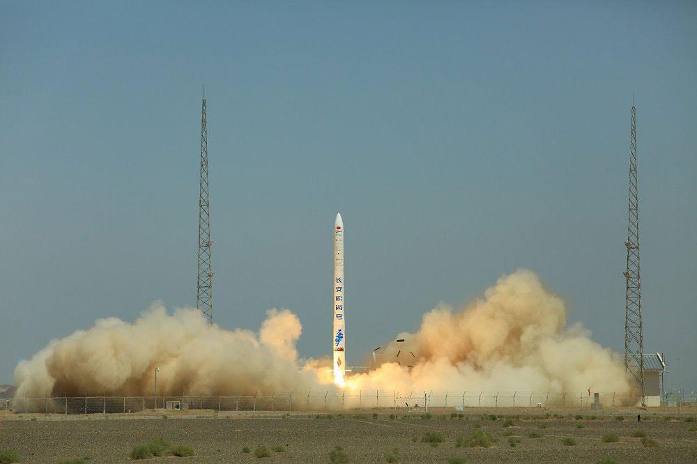 Primer lanzamiento orbital por parte de una empresa privada china