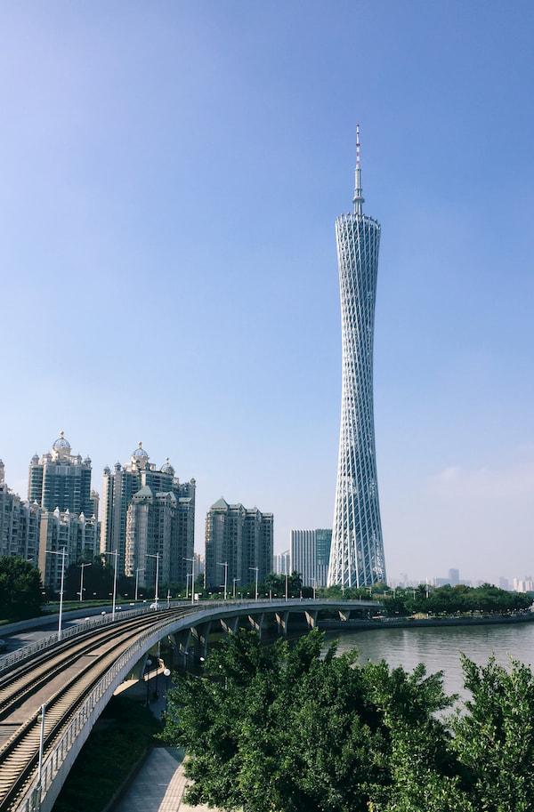 Torre de Cantón (CC) Lycheeart