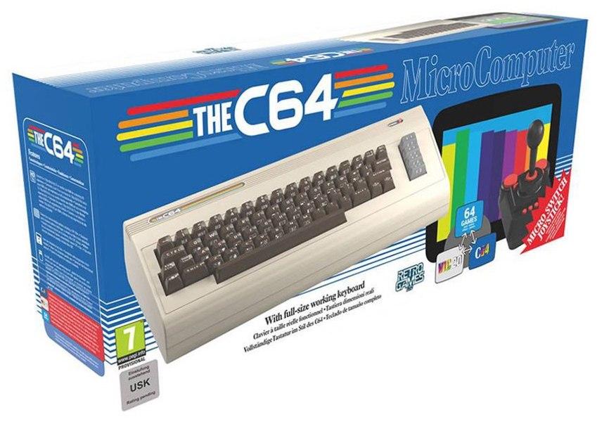 Nuevo C64