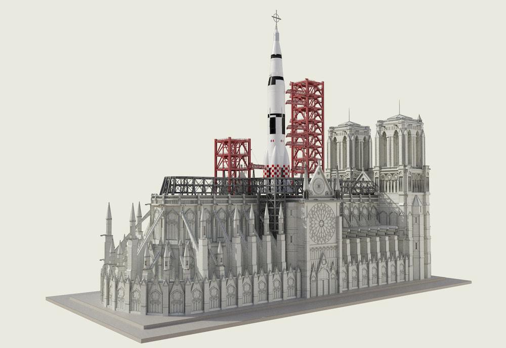 Sebastian Errazuriz / Notre Dame