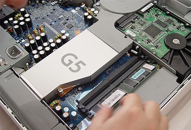4 GB en un G5 (CC) Alvy