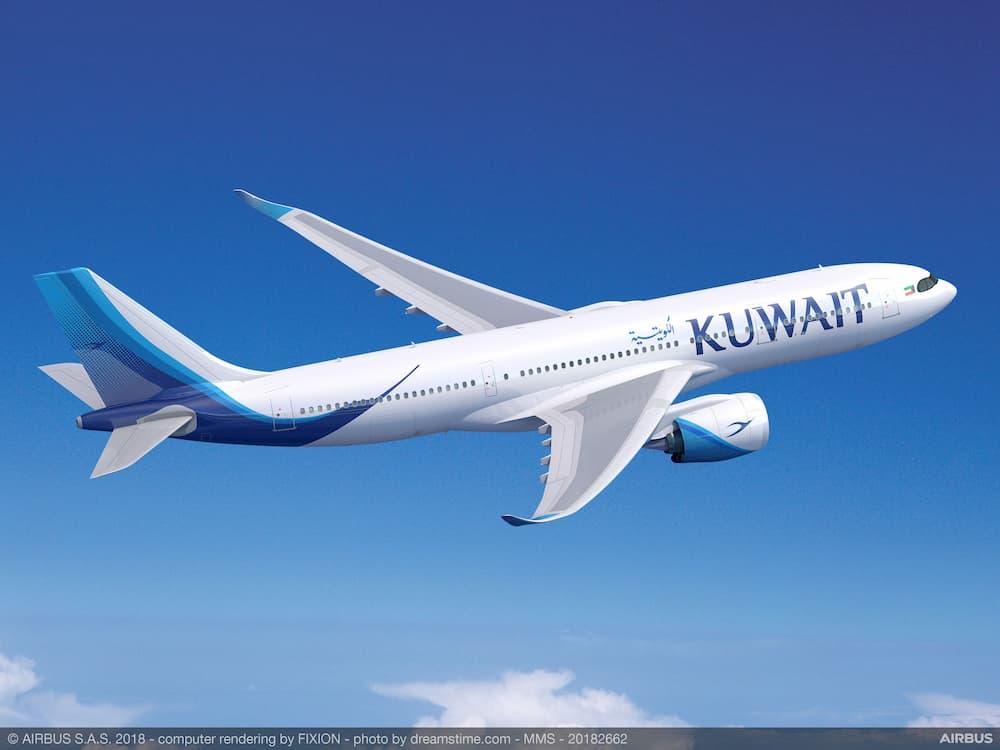 Un A330-800 con librea de Kuwait Airways – Fixion/dreamstime.com/MMS