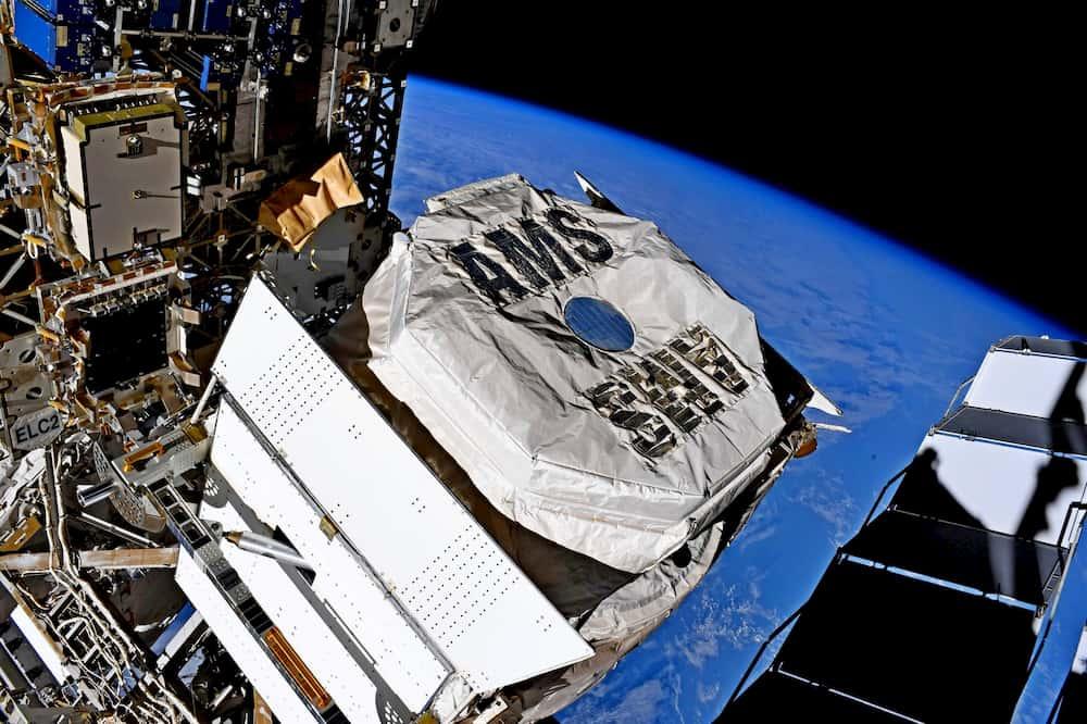 El AMS-02 – NASA