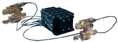 Electrónica y actuadores del sistema de control de actitud del AVUM – SABCA