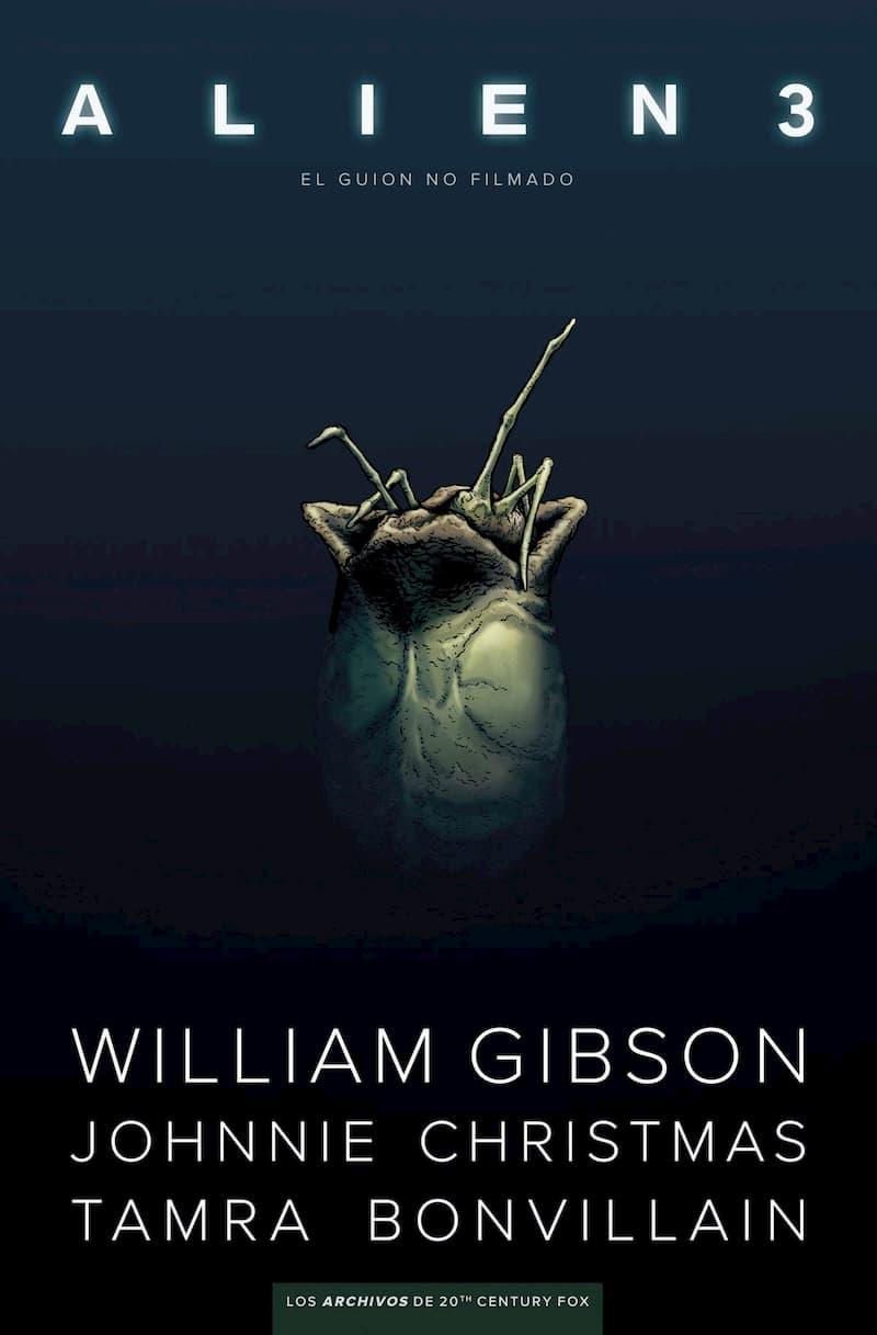 Portada de Alien 3. El guion no filmado