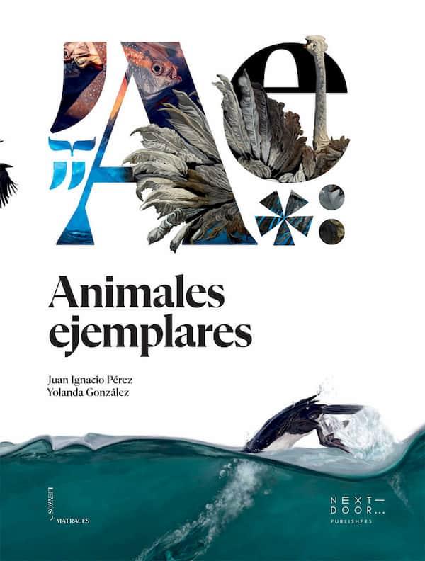Portada de Animales ejemplares