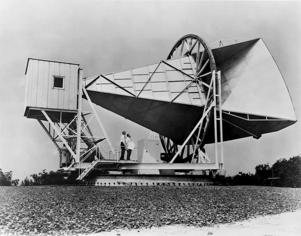 La antena de Holmdell
