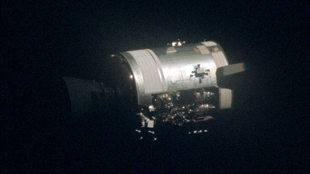 El módulo de servicio – NASA