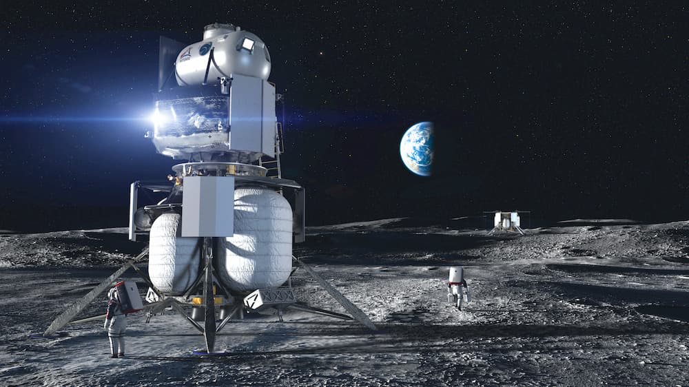 Integrated Lander Vehicle – Blue Origin