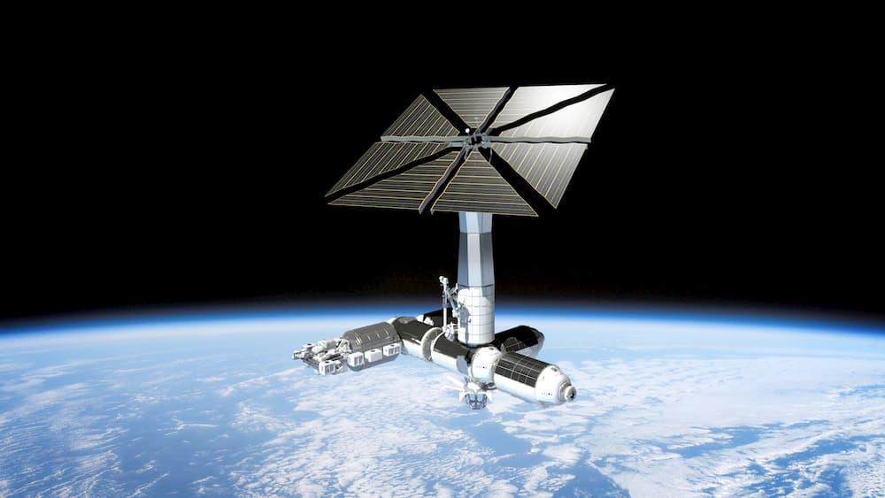 La estación espacial de Axiom Space