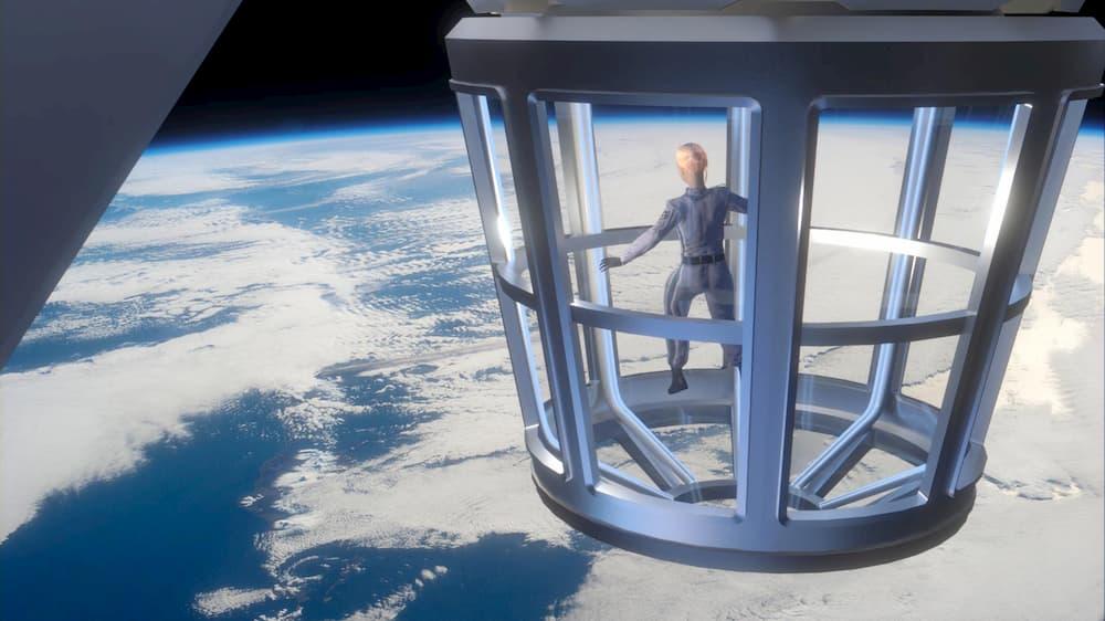 El observatorio – Axiom Space