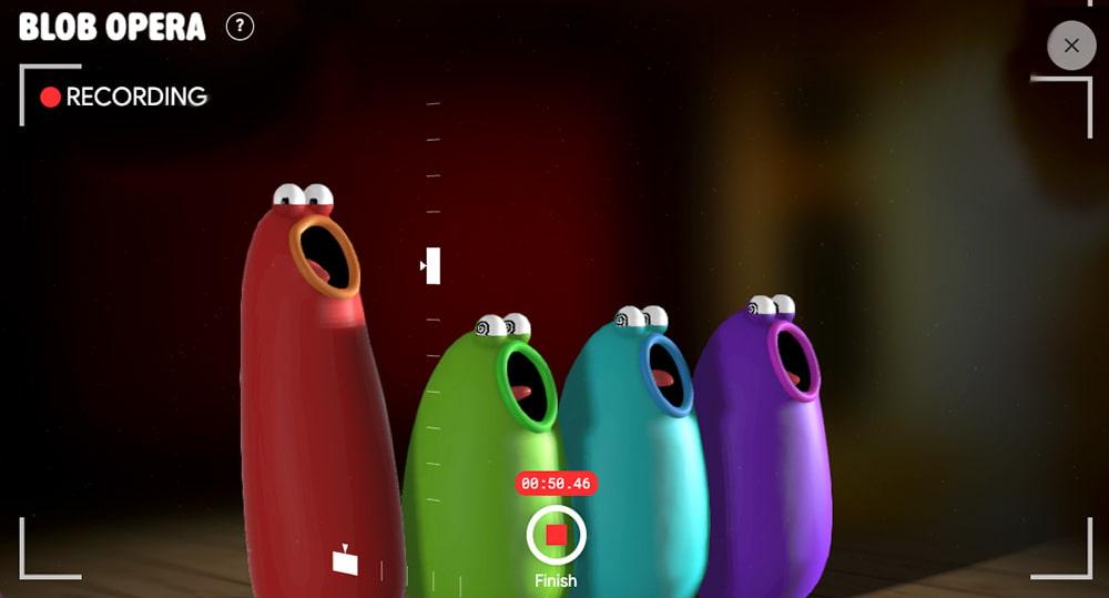 Blob Opera — Google Arts & Culture