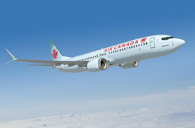 Air Canada y WestJet son las dos operadoras canadienses del MAX – Boeing