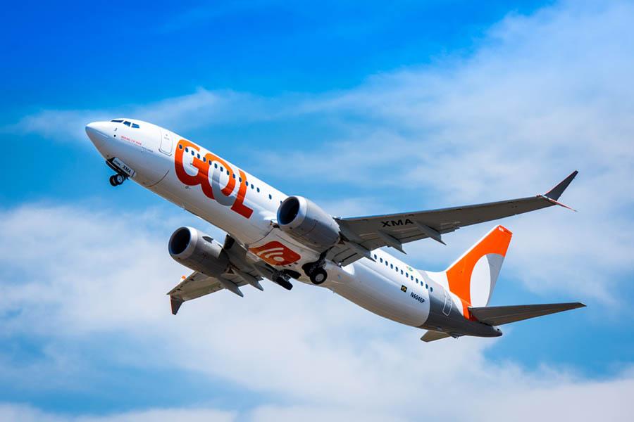 El primero de los 737 MAX recibidos por Gol – Boeing