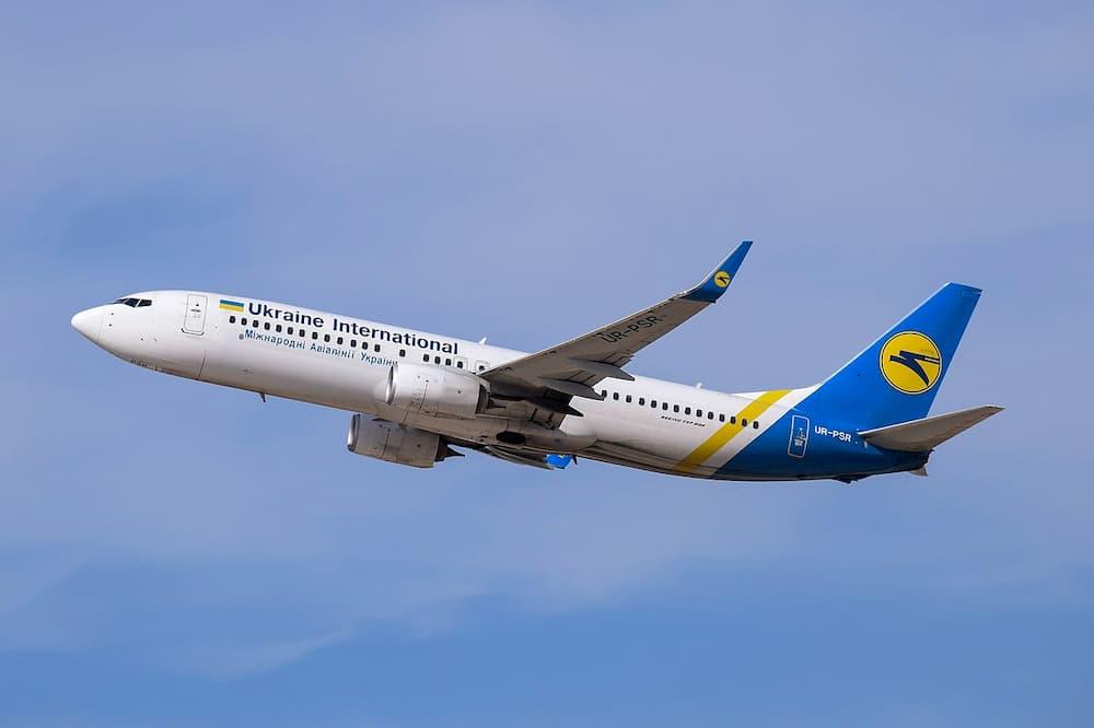 El avión sinisetrado en una foto de octubre de 2019 – (CC) LLBG spotter