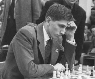 Bobby Fischer (CC) Wikimedia