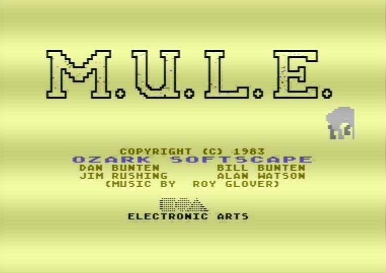 World of M.U.L.E.