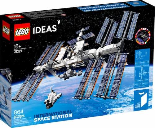 Caja del modelo – Lego