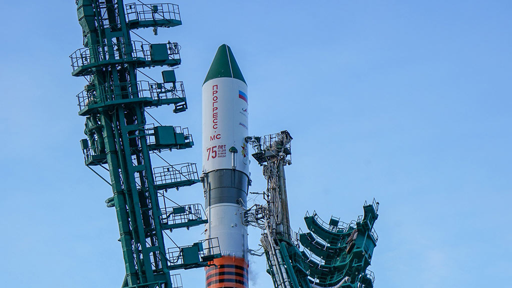 Cofia del cohete – Roscosmos
