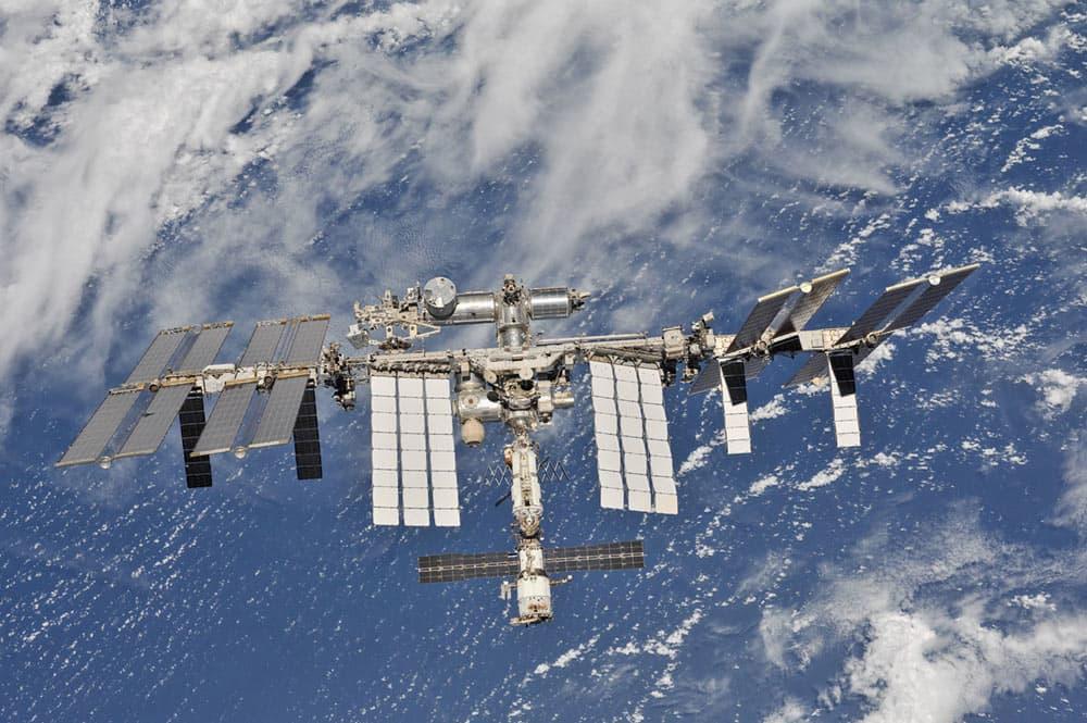 La Estación Espacial Internacional en octubre de 2018 – NASA