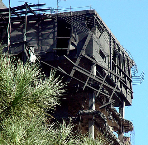 Edificio Windsor quemado (CC) Alvy