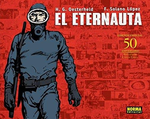 El eternauta por Héctor Germán Oesterheld y Francisco Solano López