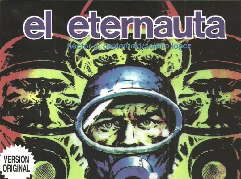 Portada de El eternauta – Oesterhelsd/Solano