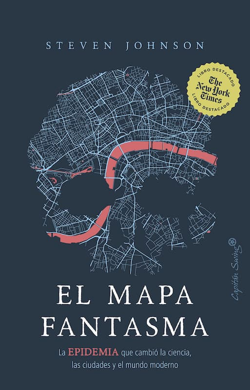 El mapa fantasma por Steven Johnson