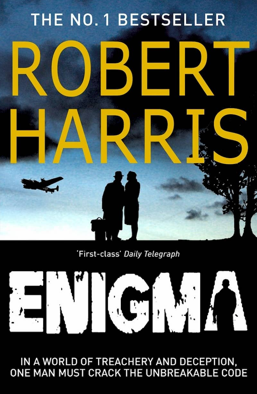 Enigma por Robert Harris