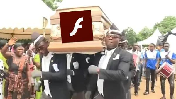 Flash Coffin Dance