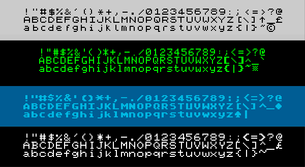 Typography in 8 bits: System fonts » DamienG