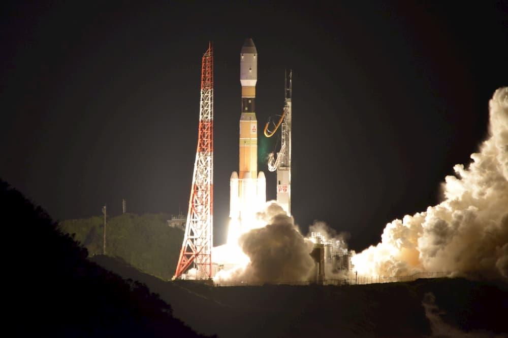 El carguero espacial Kounotori 9 ya viaja rumbo a la Estación Espacial Internacional